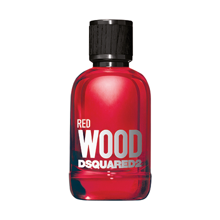 DSQUARED2 WOOD 2 RED POUR FEMME א.ד.ט לאשה