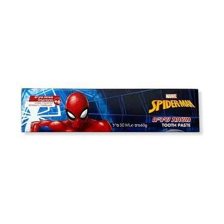 משחת שיניים לילדים ספיידרמן