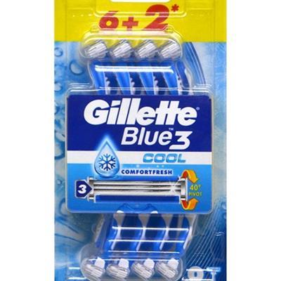 סכיני גילוח Blue 3