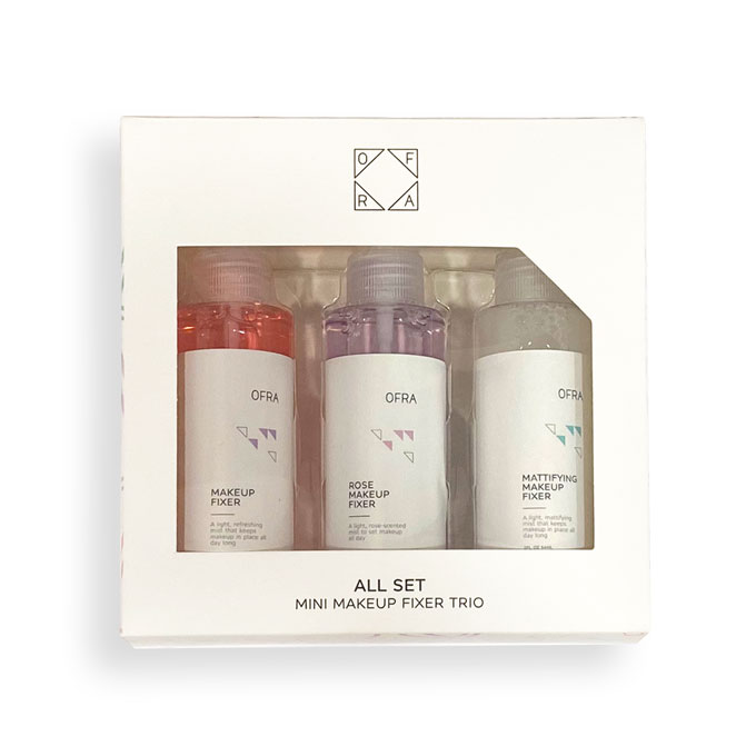 All Set - Mini Makeup Fixer Trio