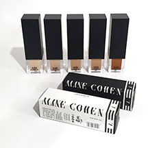 Liquid Foundation - Aline Cohen מייקאפ נוזלי
