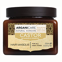 Castor Oil Hair Masque