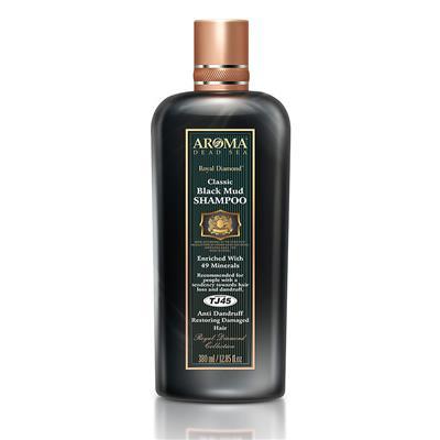 שמפו בוץ לטיפול בקשקשת ונשירת שיער