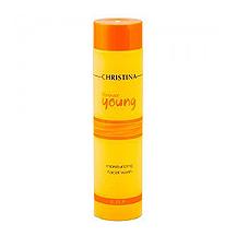 Moisturizing Facial Wash - Young-תכשיר ניקוי פנים עדין