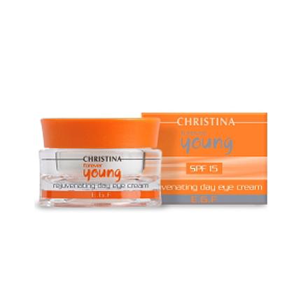 Rejuvenating Day Eye Cream SPF-15
