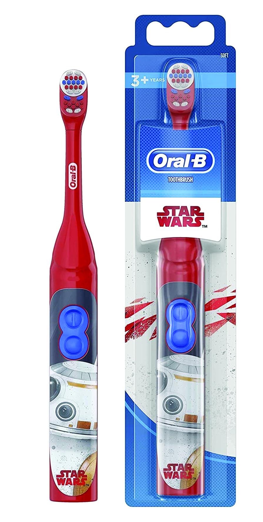 מברשת שיניים חשמלית מלחמת הכוכבים