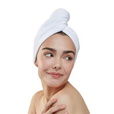 מגבת ראש לייבוש שיער