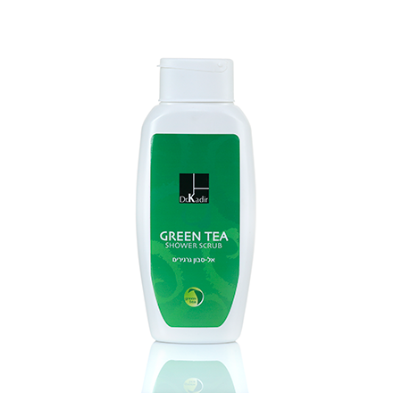 Green Tea Shower Scrub