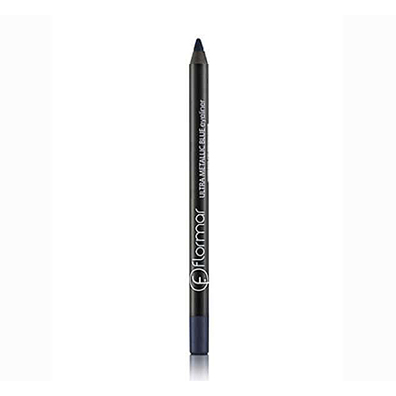 Ultra Metalic Blue Eyeliner