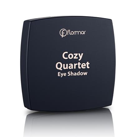 Cozy Quartet Eyeshadow רביעיית צלליות