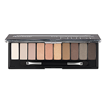 Nude Eye Shadow Palette- צללית פלטה
