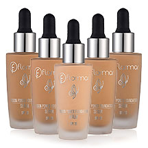 Fusion Power Foundation Serum מייקאפ סרום