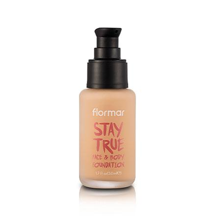 Stay True Face & Body Makeup- מיקאפ על בסיס מים