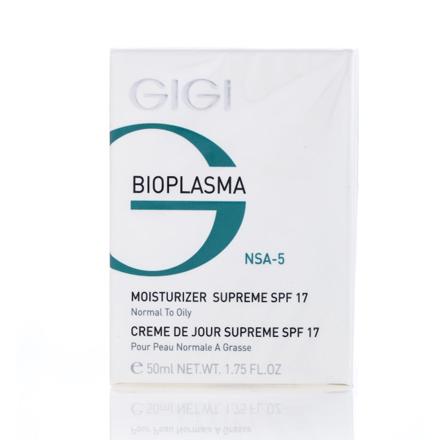 לחות SPF17 לעור שמן - Bioplasma