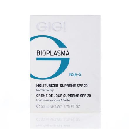 לחות SPF20 לעור יבש - Bioplasma
