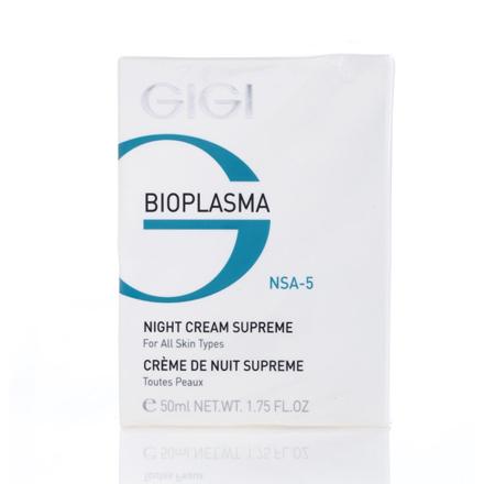 קרם לילה - Bioplasma