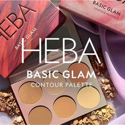 HEBA – BASIC GLAM CONTOUR PALETTE
