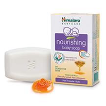 סבון מוצק לתינוק חלב ודבש