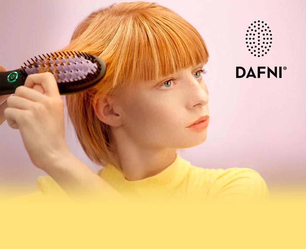 חדש! בקניית מברשת שיער של דפני
