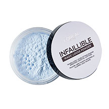 Infaillible Magic Loose Powder-פודרה שקופה