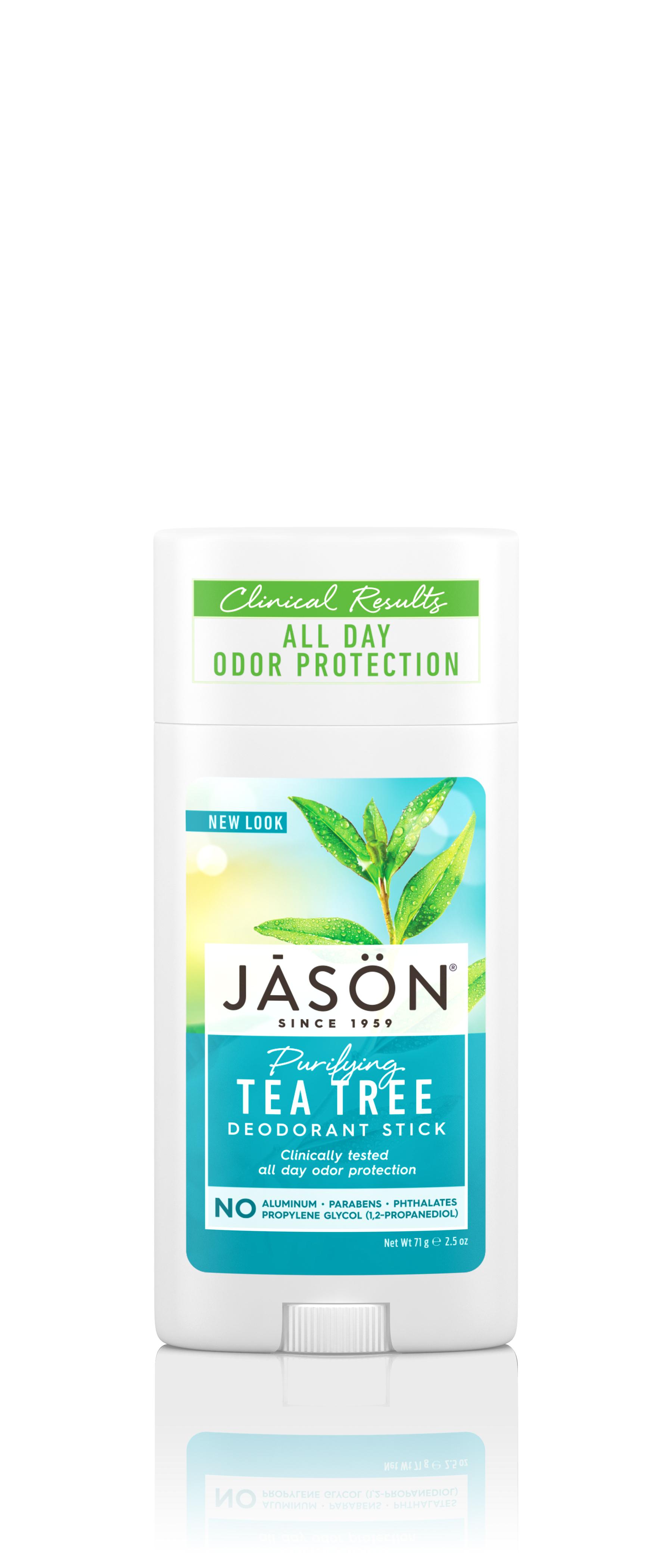 דאודורנט סטיק עץ התה