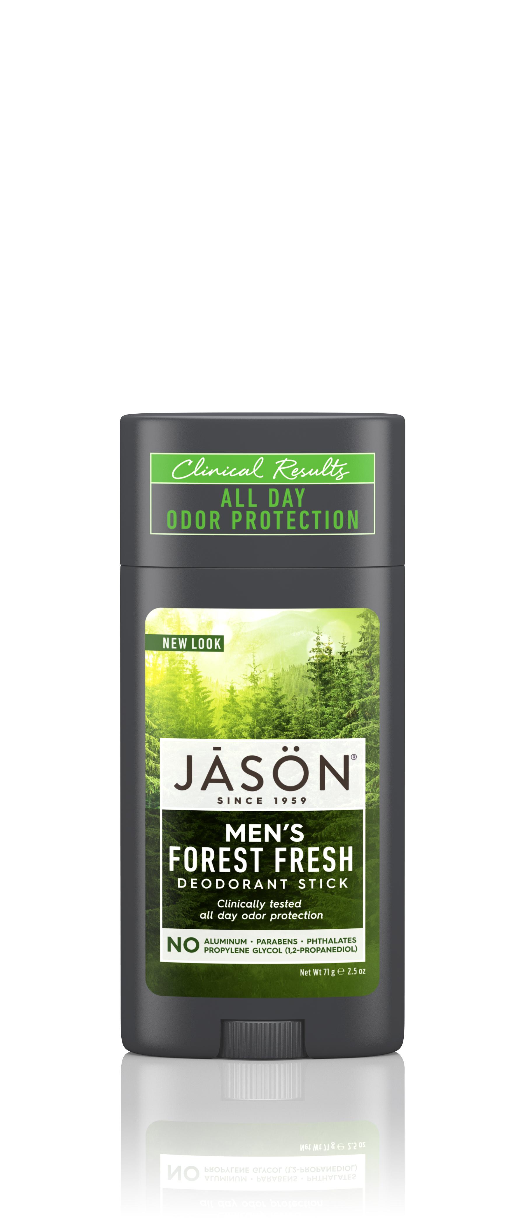 דאודורנט סטיק לגבר בניחוח יער רענן