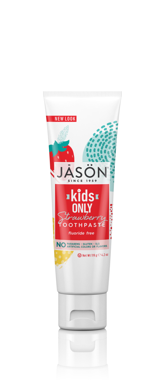 משחת שיניים לילדים תות