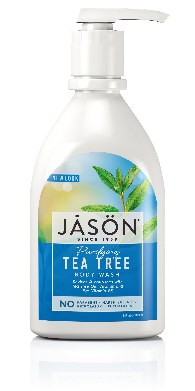 סבון גוף עץ התה מטהר