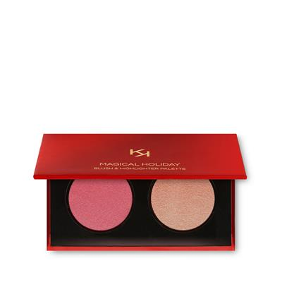 Blush&Highl Palette Magical Holiday