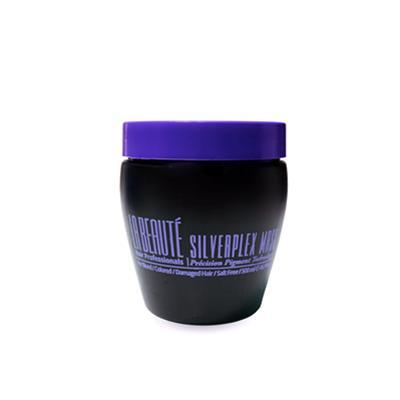 מסכת סילבר פלקס לשיער יבש ופגום - ללא מלחים