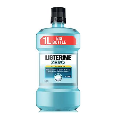 Listerine Zero 1 Liter