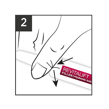 REVITALIFT FILLER AMPOULES + HYALURONIC ACID