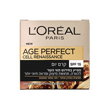 Age Perfect Cell Renaissance Day Cream SPF 15-קרם יום