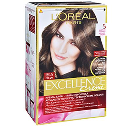 צבע לשיער אקסלנס