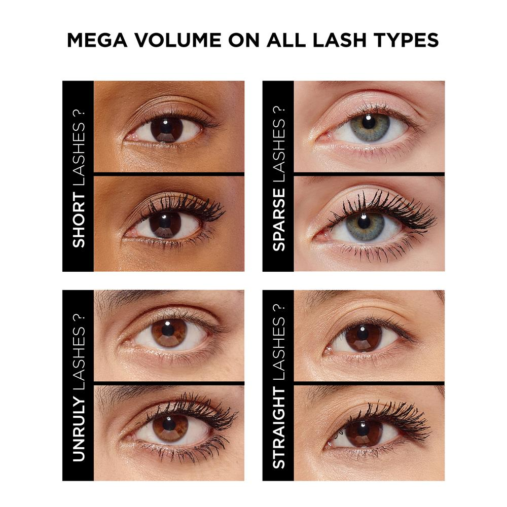 מסקרה Mega Volume – AIR Mascara