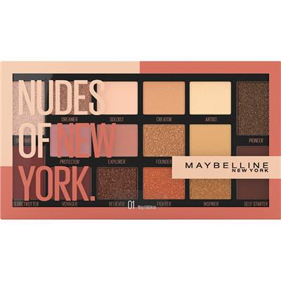 פלטת צלליות NUDES OF NEW YORK
