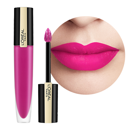 -Rouge Signature Lipstick-שפתון מט