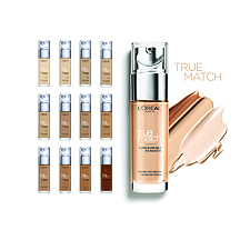 True Match Foundation-מיקאפ נוזלי
