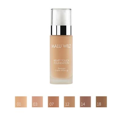 Velvet Touch Foundation