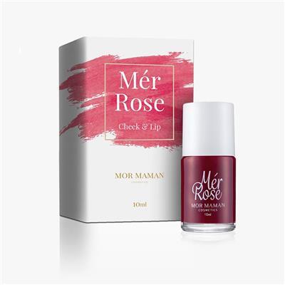 Mer Rose - טינט לשפתיים וללחיים מור ממן