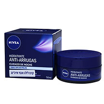 Hidratante Anti-arrugas Night Cream-קרם לילה