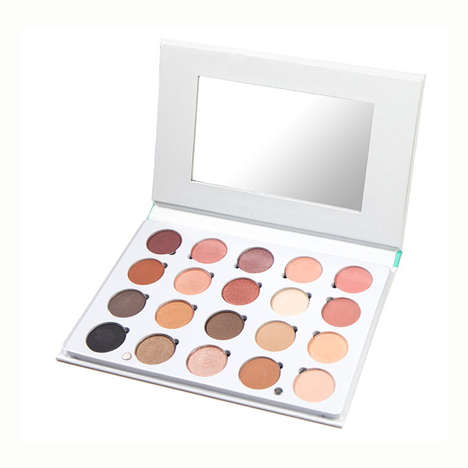 Summer Edit Eyeshadow Palette