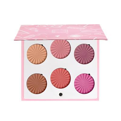 Mini Mix Face Palette - Blushful