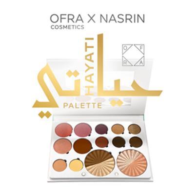 OFRA x NASRIN HAYATI Palette
