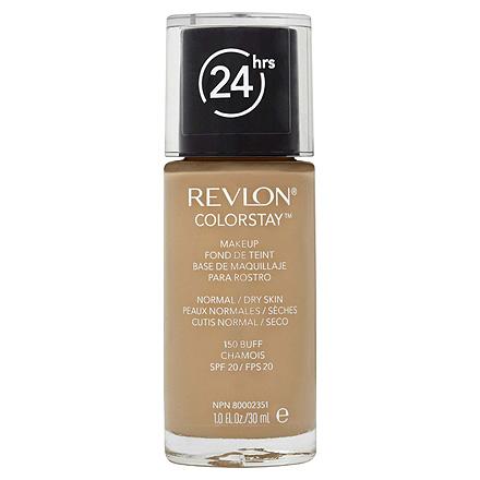 לעור רגיל/יבש - Colorstay Makeup