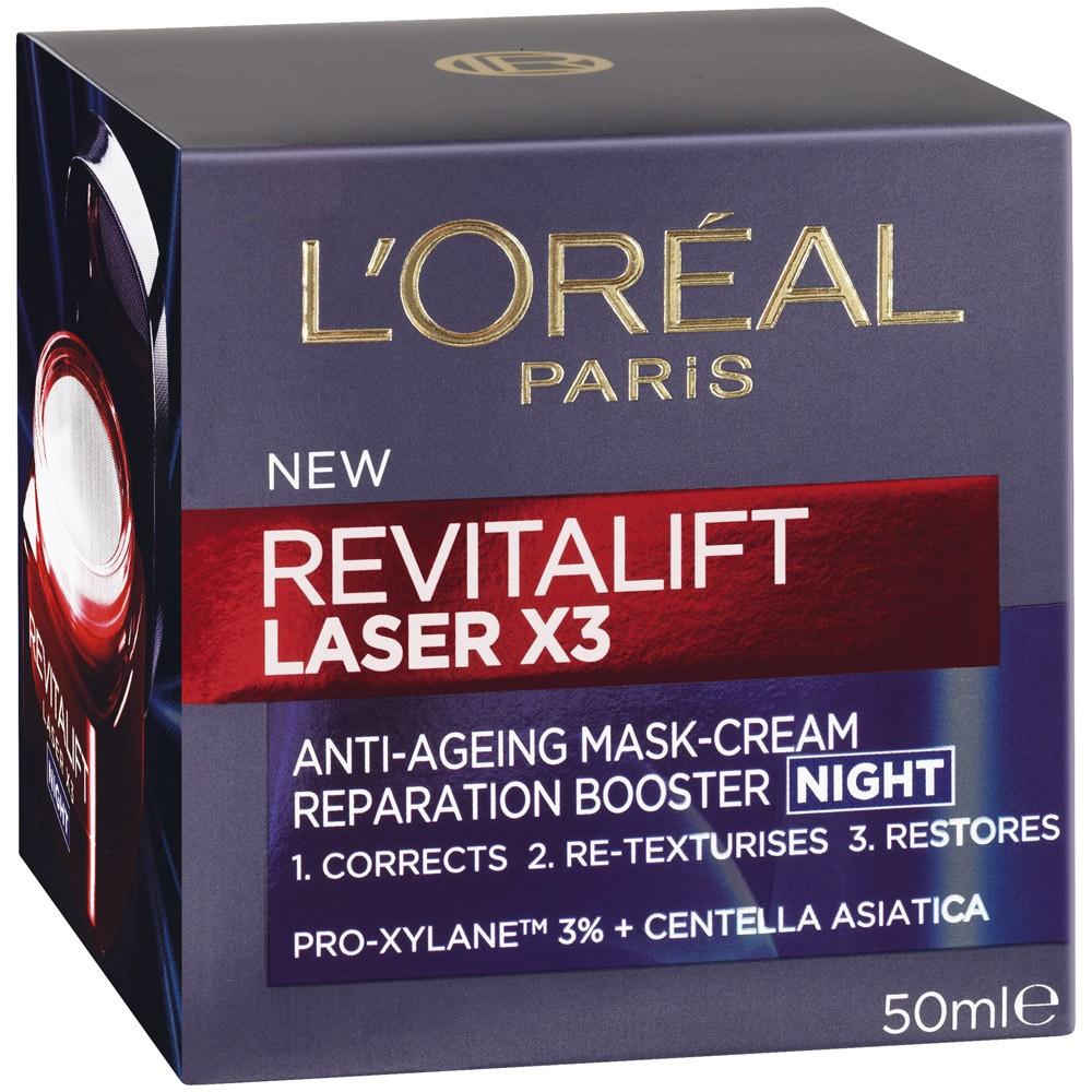 Revitalift Laser X 3 - Mask Cream