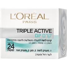 TRIPLE ACTIVE DAY CREAM-קרם יום לעור רגיל