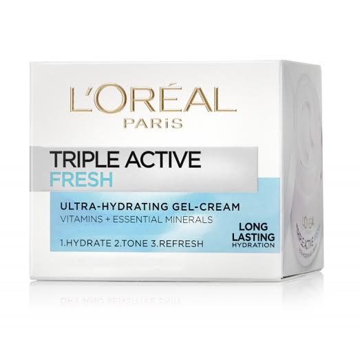 Triple Active Day Cream-Fresh