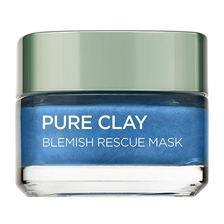 Pure Clay Mask Blue