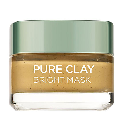 Pure Clay Mask Yellow